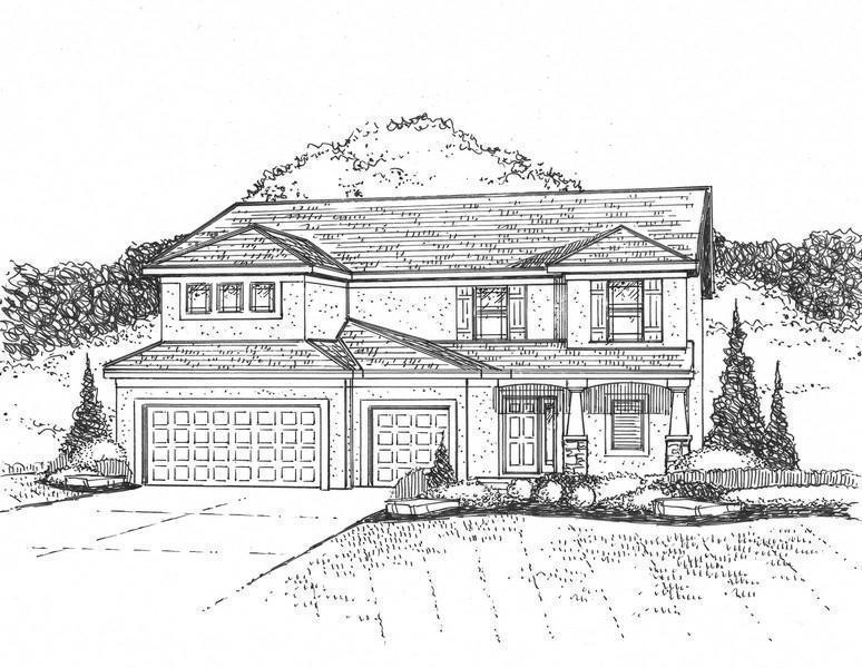 Alpine | Custom Homes in Olathe KS | Calyn Homes